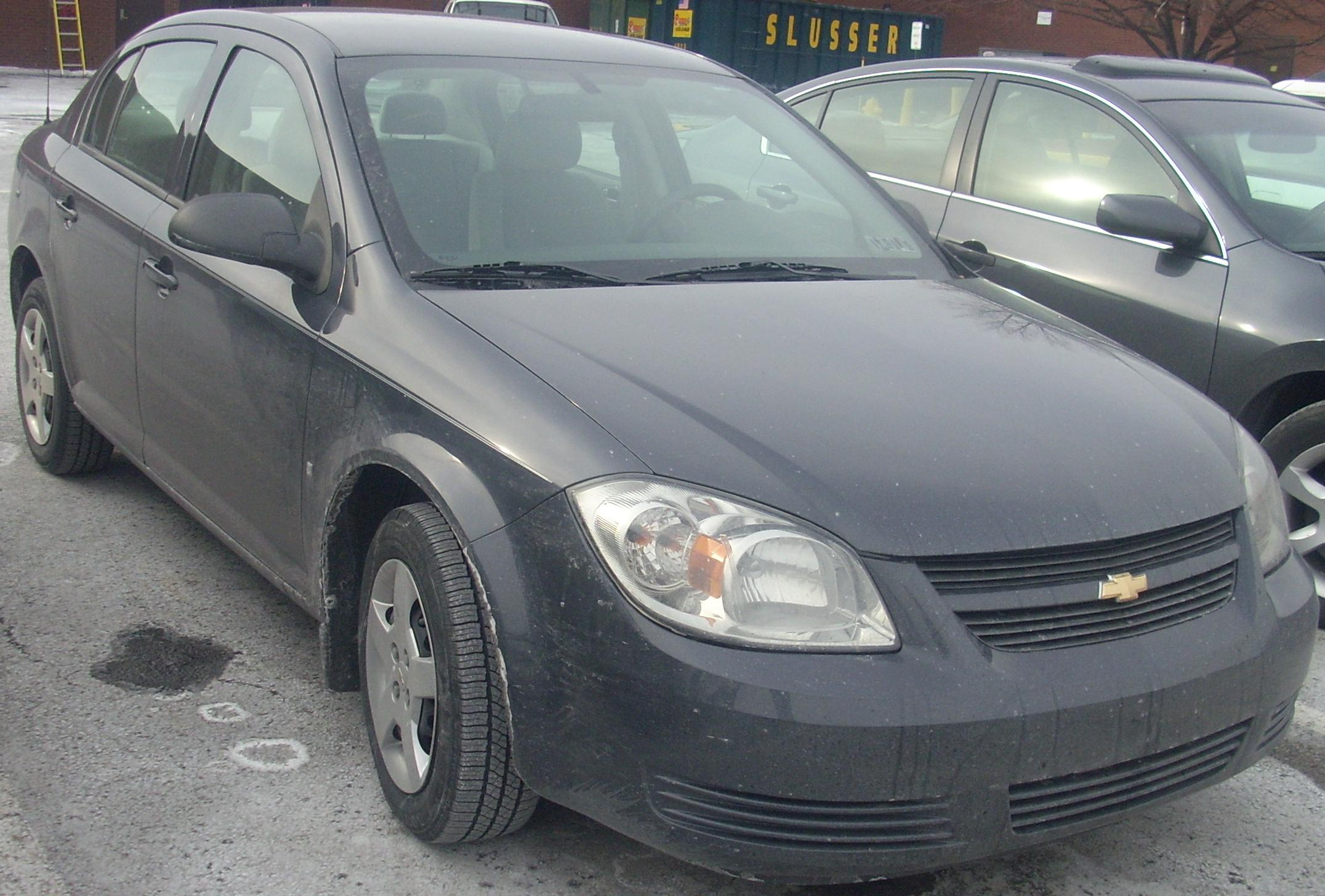 File Chevy Cobalt Sedan Jpg Wikimedia Commons