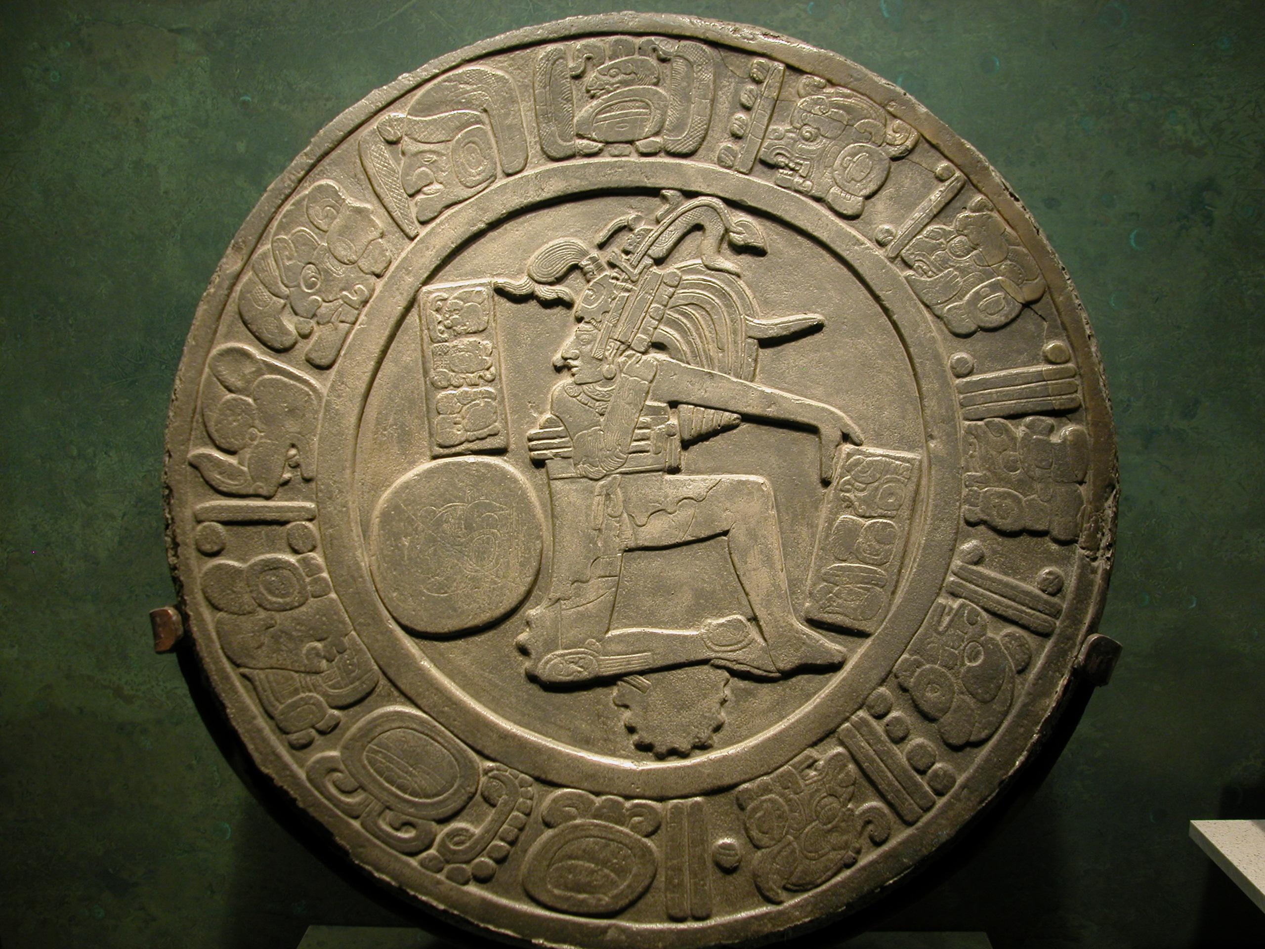 Piedra de Chinkultic