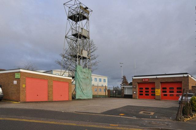 File:Church Lane Fire Station - Sleaford - geograph.org.uk - 1640131.jpg