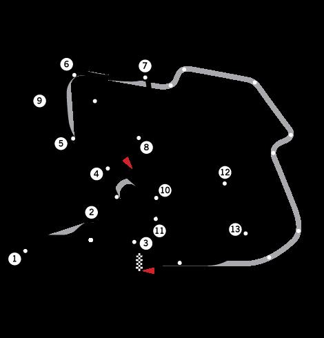 Risultati immagini per circuito di zandvoort