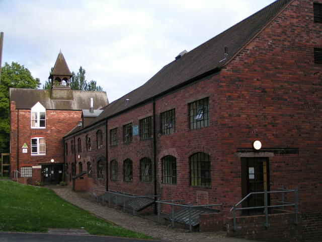 File:Coalport Youth Hostel - geograph.org.uk - 945279.jpg
