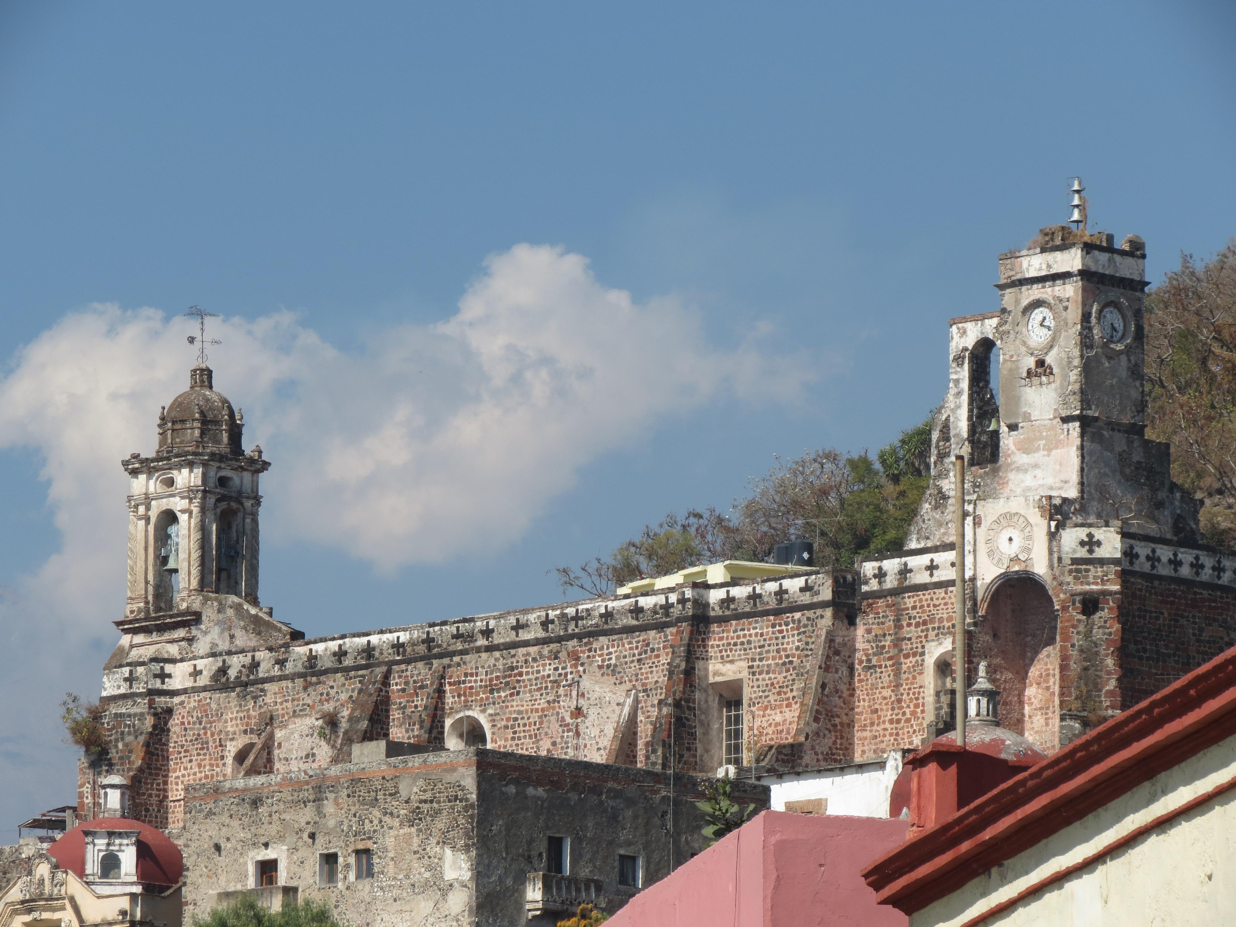 Ex Convento Franciscano de Atlixco