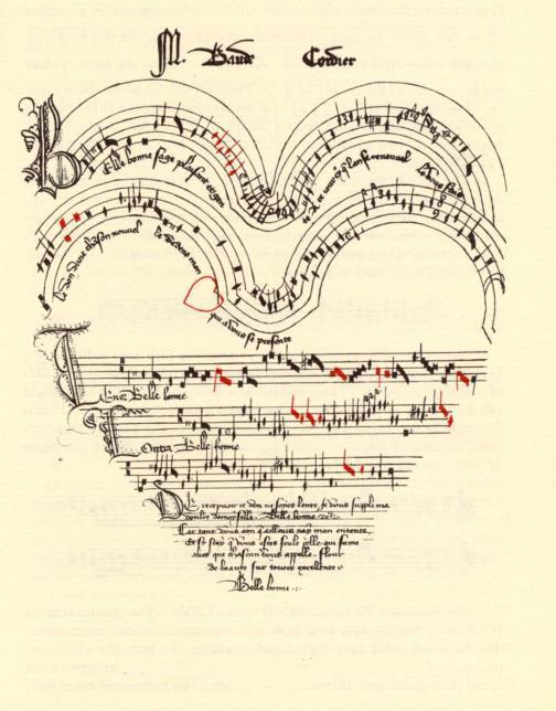 Chantilly Codex - Wikipedia