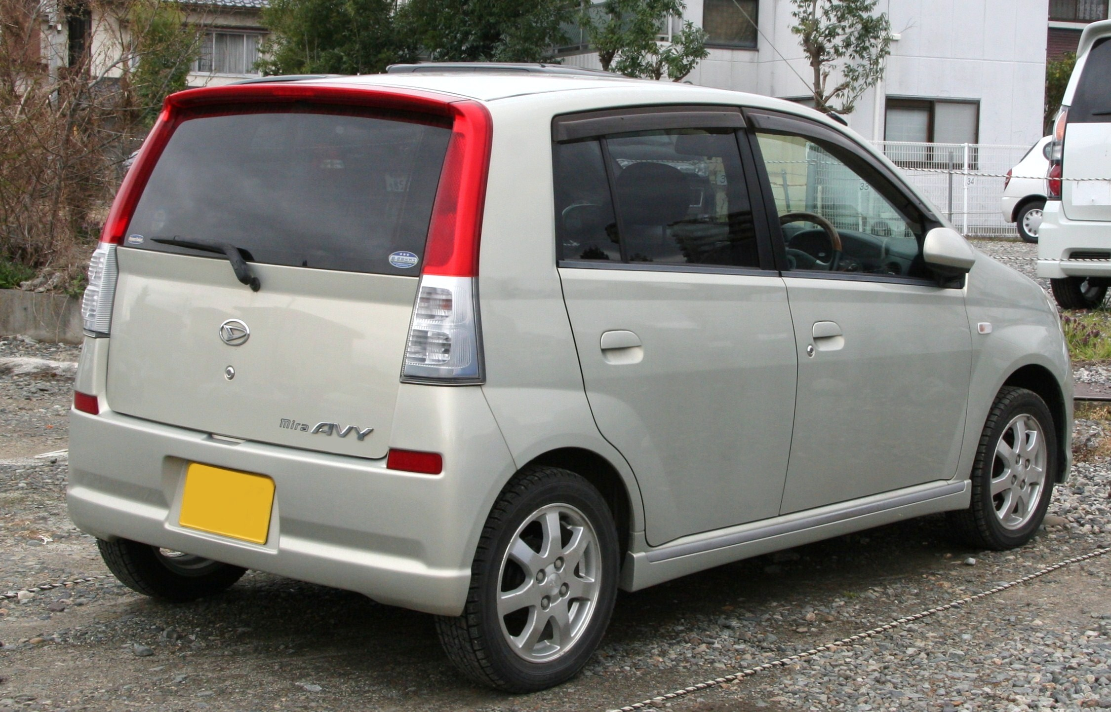 Daihatsu Mira 2010 Cars ~ Latest Cars amp; Bikes