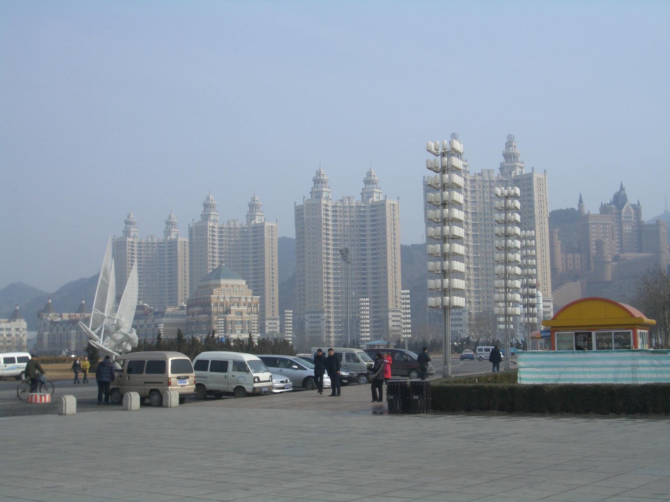 Dalian China  city photos gallery : Description Dalian China4308