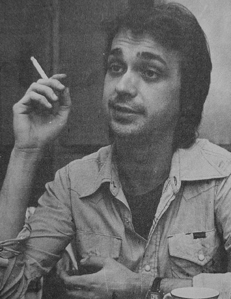 Lebón en 1980.