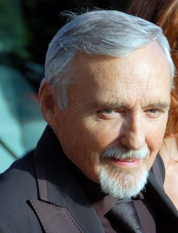 Dennis Hopper Cannes 2008