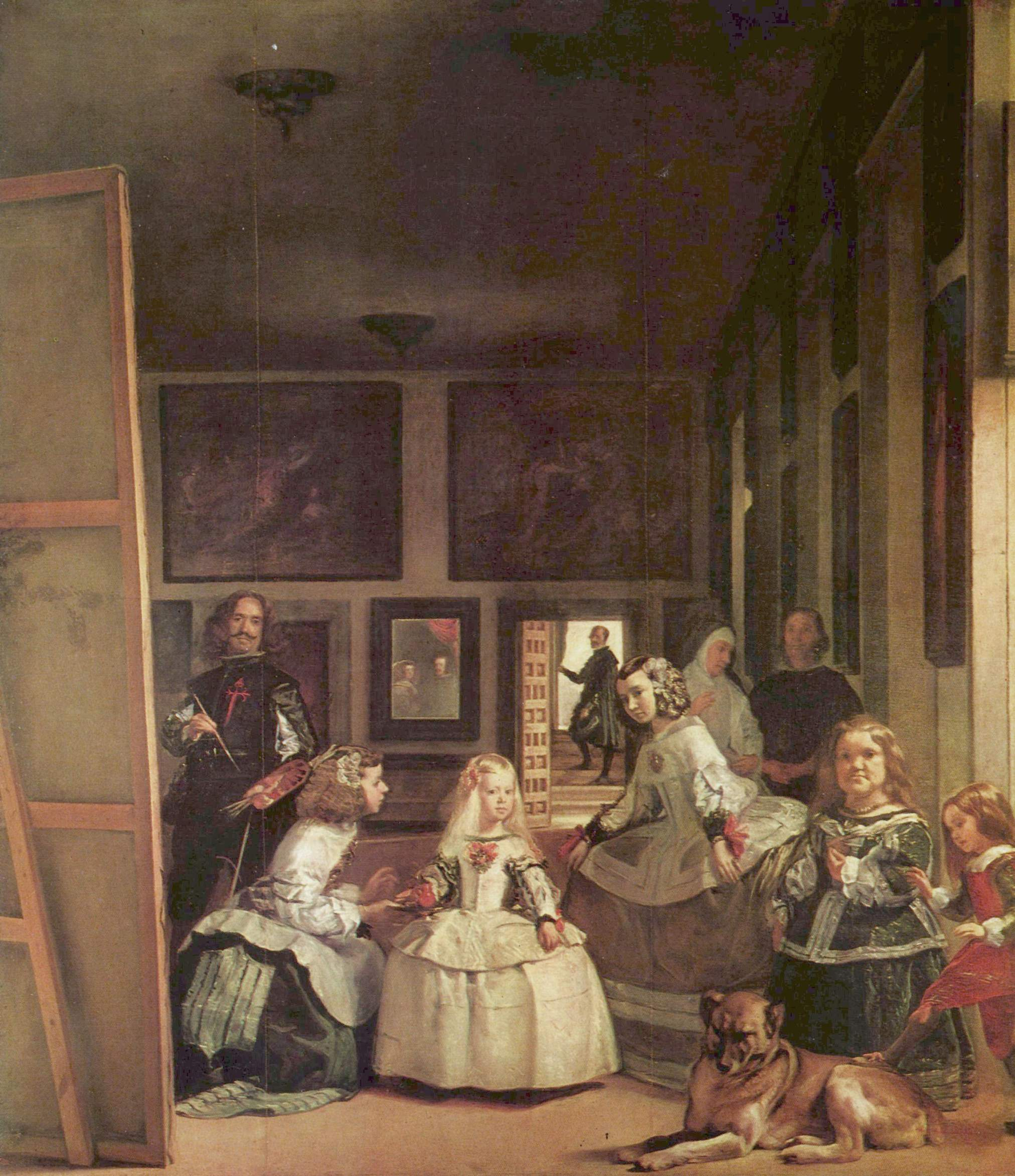 Velasquez Dreamed Of Becoming Somebody The Best Artists