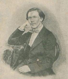 Н.А.Добролюбов. 1857 год.