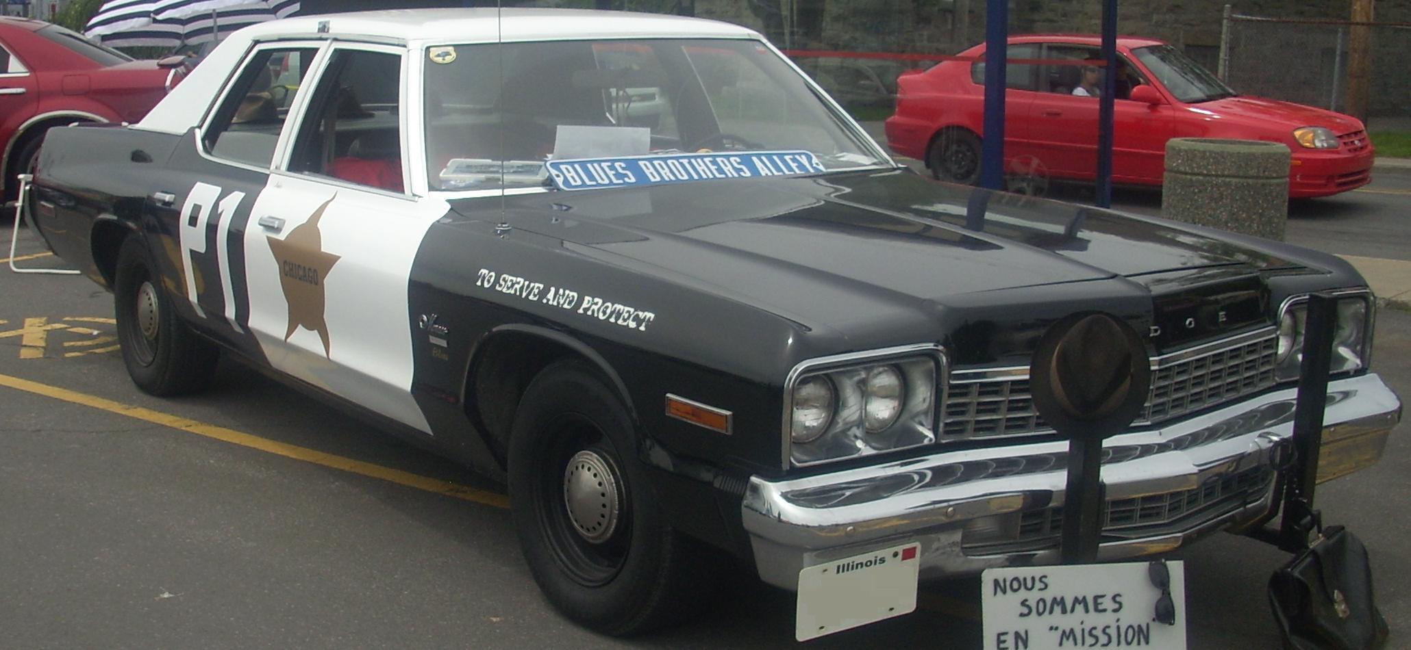 Dodge Monaco - Wikipedia