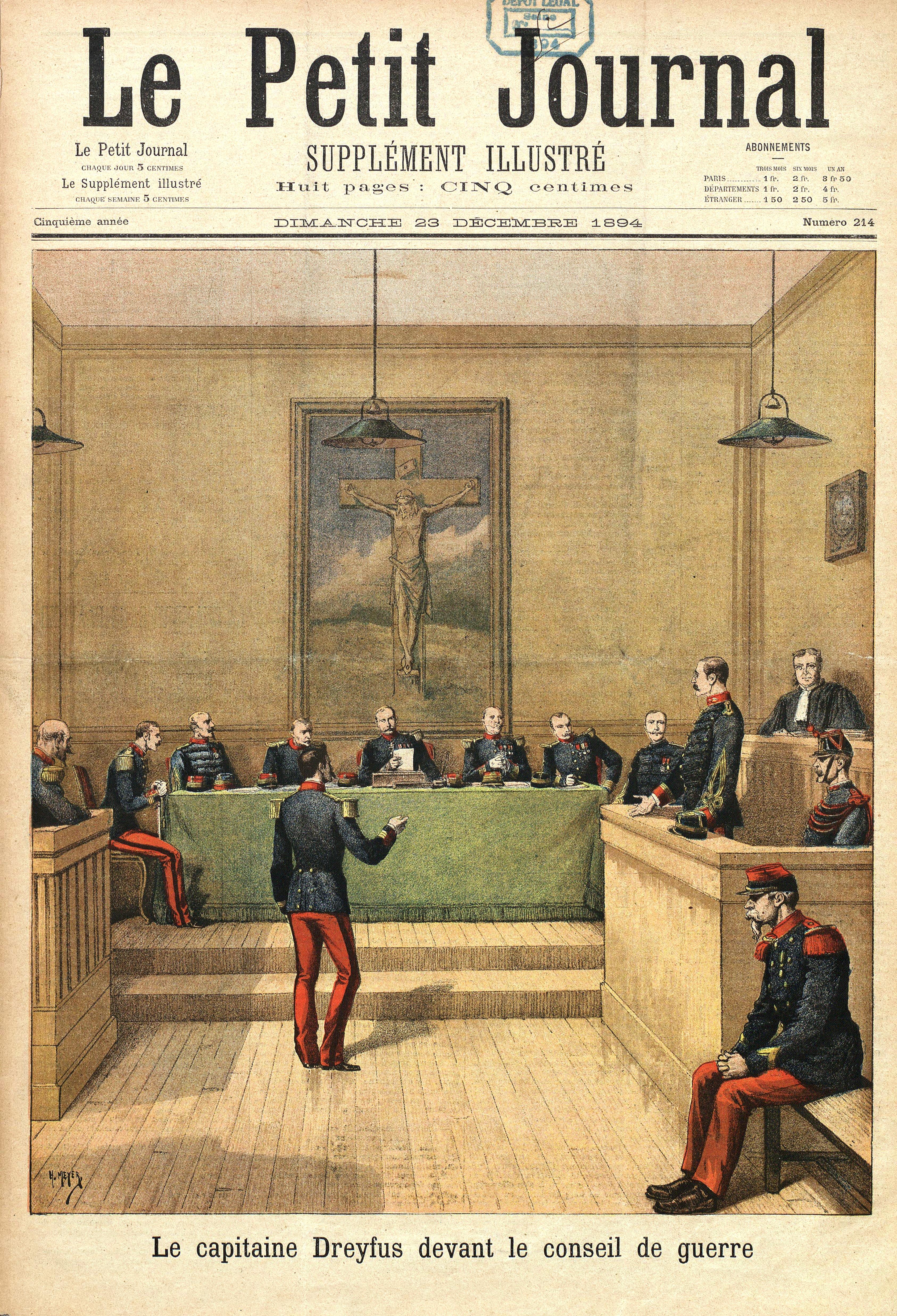 File dreyfus petit journal wikimedia commons - Le journal du pays d auge ...