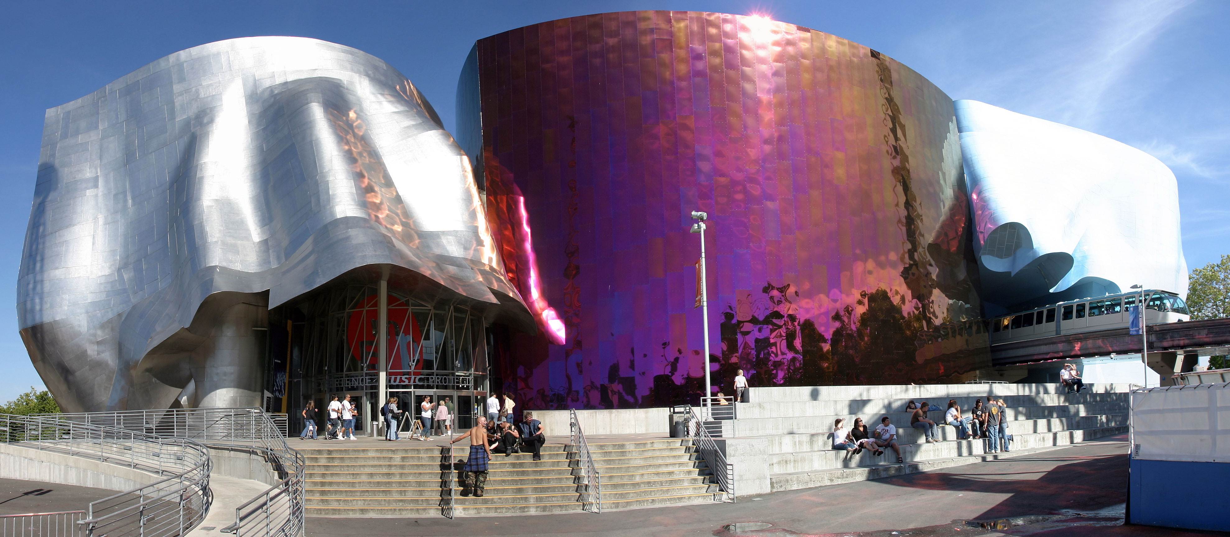 Experience Music Project And Science Fiction Museum And Hall Of Fame    Wikiwand Images