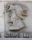 Effigie René II de Lorraine
