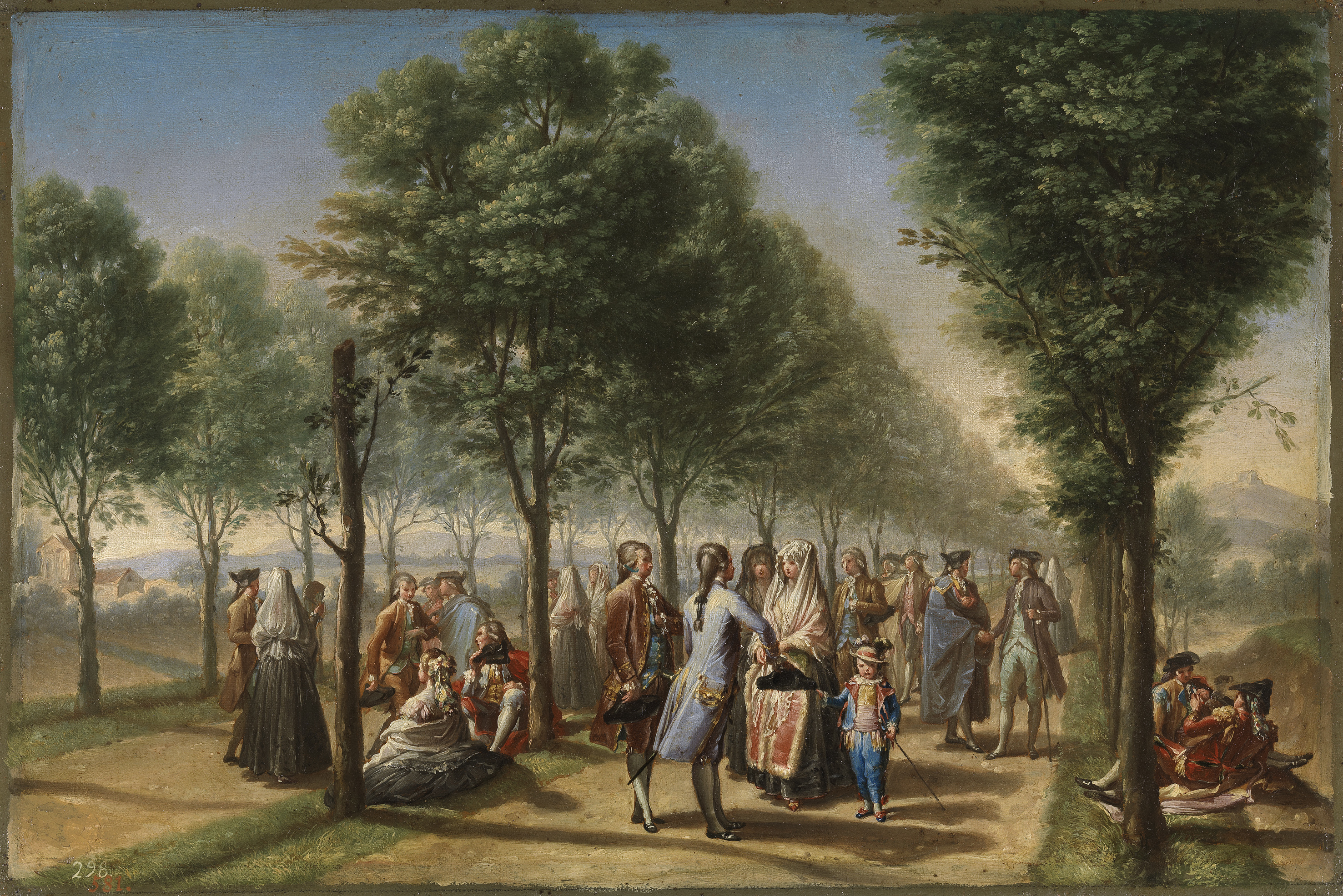el prado dating San diego museum of art: (1450 el prado, san diego, ca 92101) inspired by the museum's diverse collection, which includes masterpieces by el greco, goya and o'keeffe, students can hone their.
