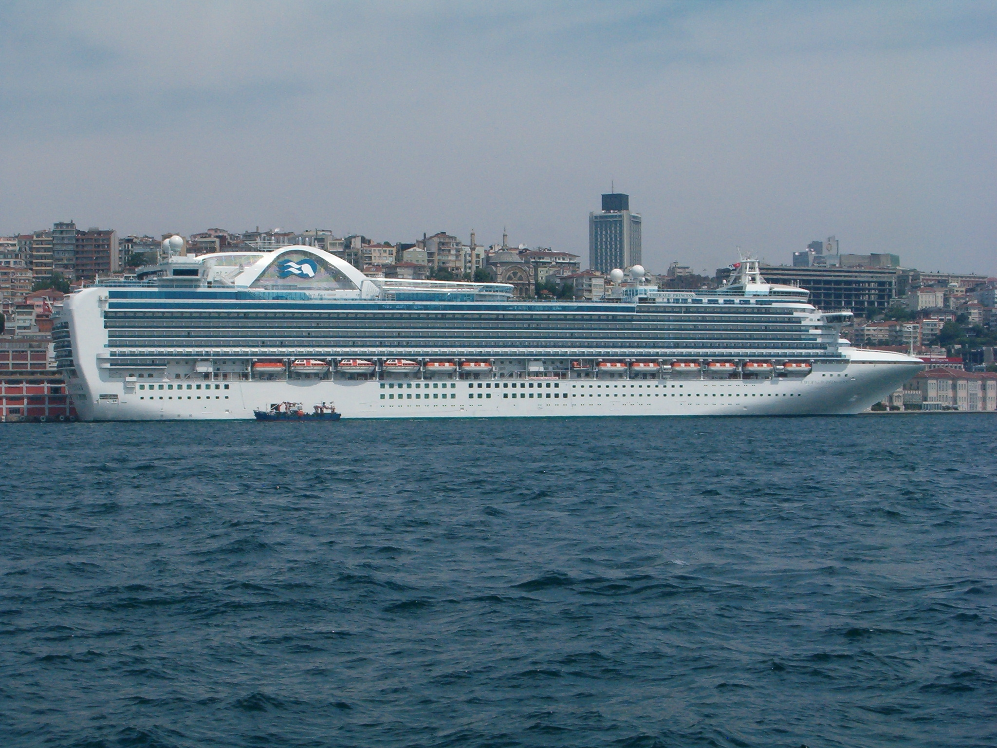Emerald Princess Transatlantic Cruise