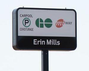 Erin Mills station