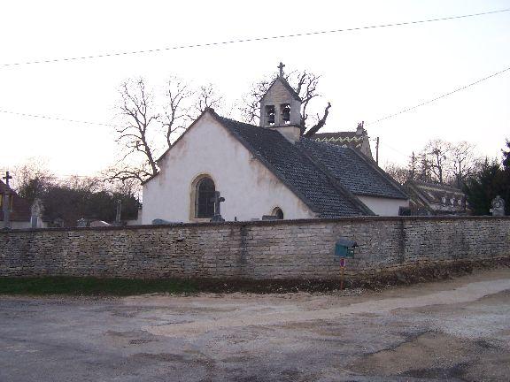 église de FLACEY (21)