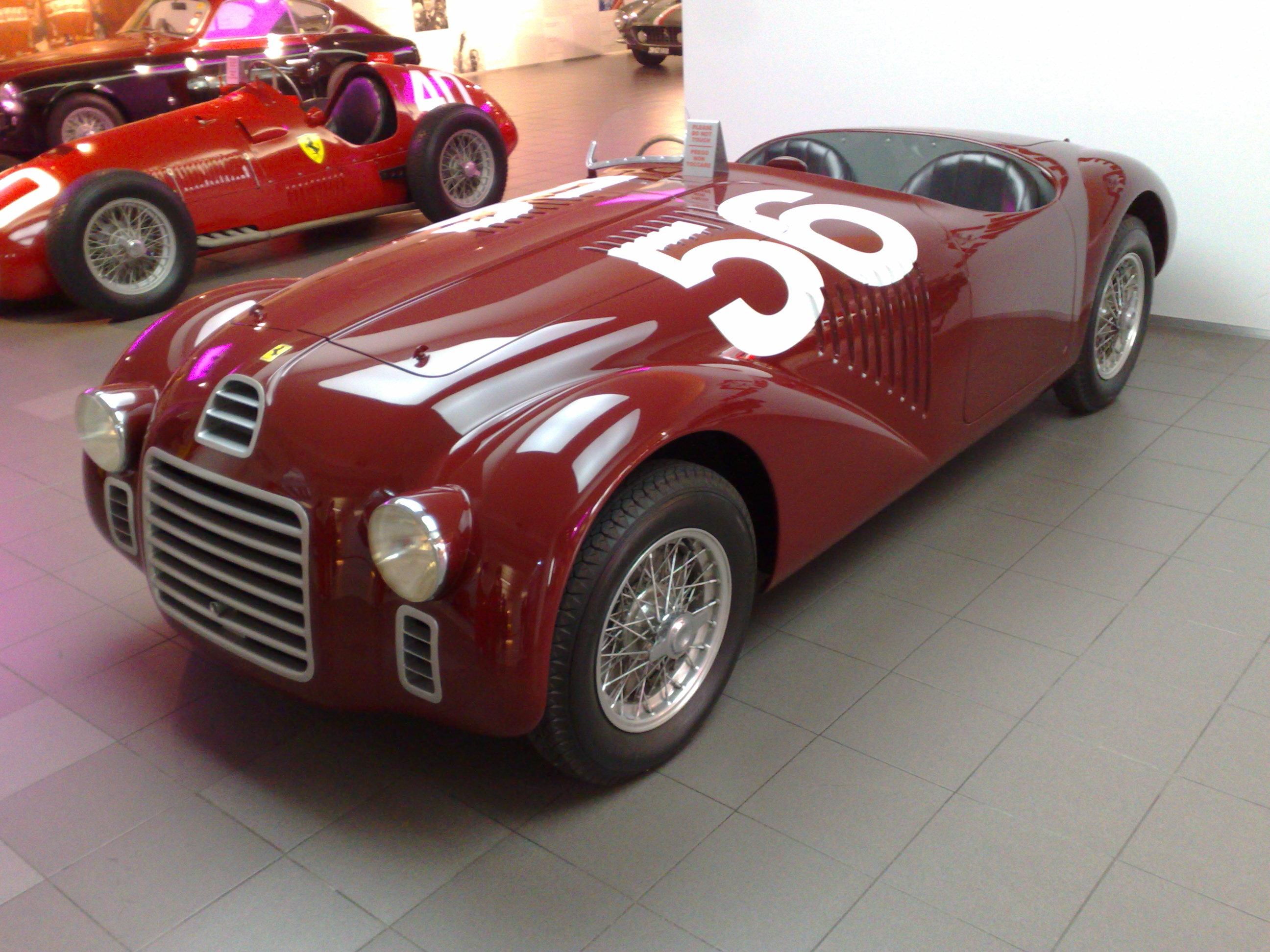 used cars edo italia competition ferrari