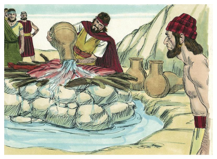 Image Result For Elijah Baal Coloring