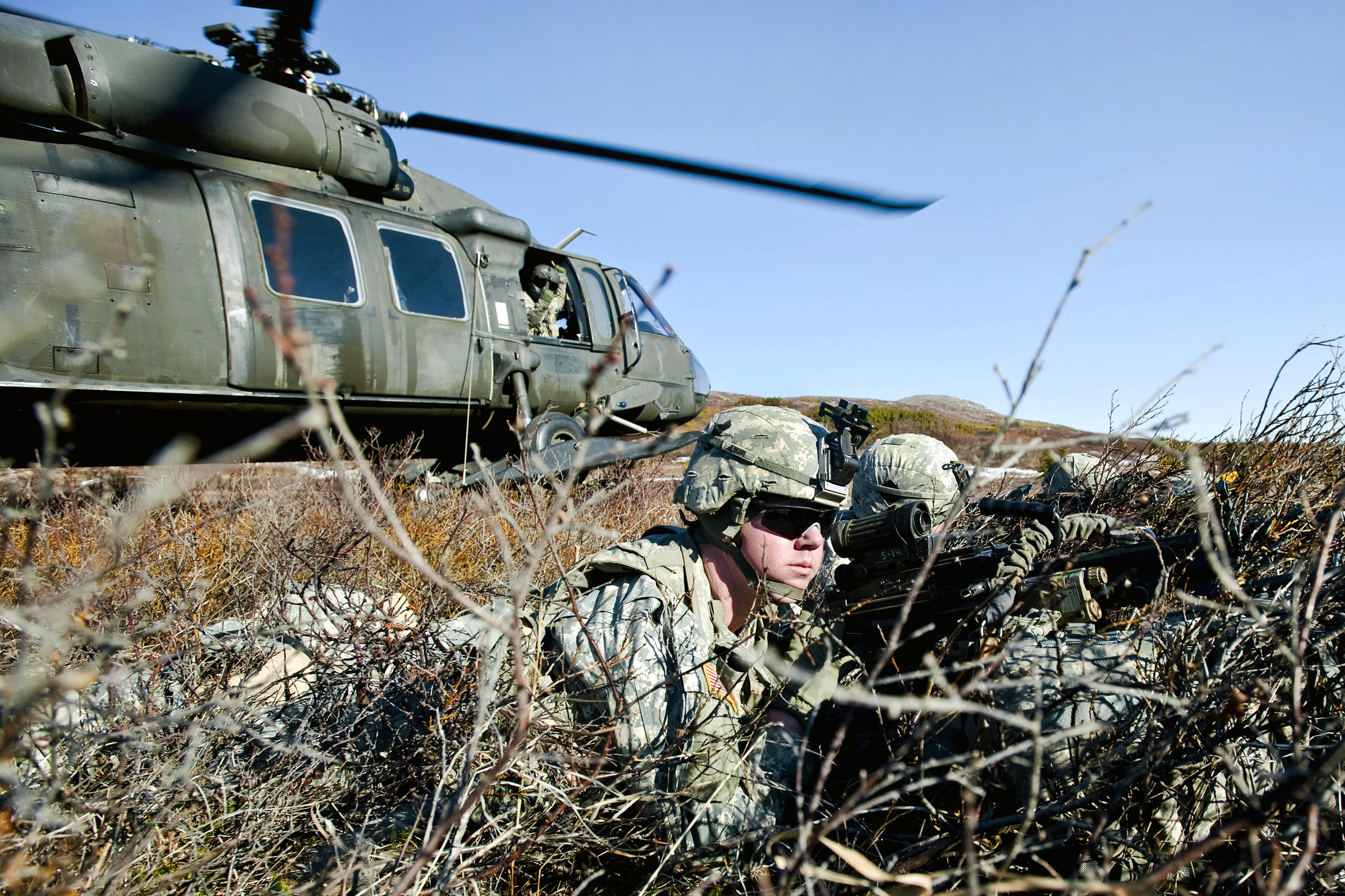 US Army • Air Assault Training