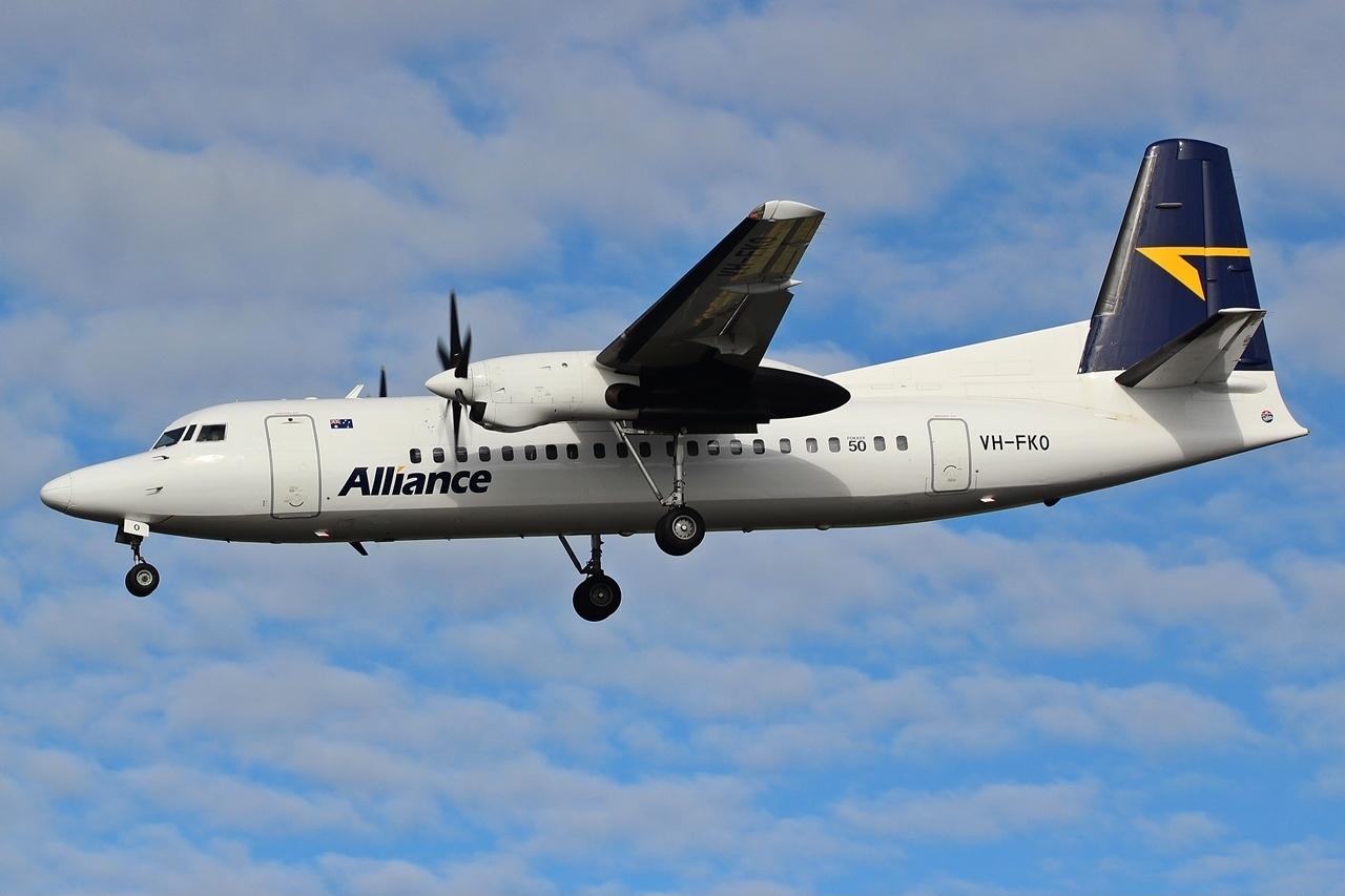 File Fokker 50 Alliance Airlines An2301628 Jpg