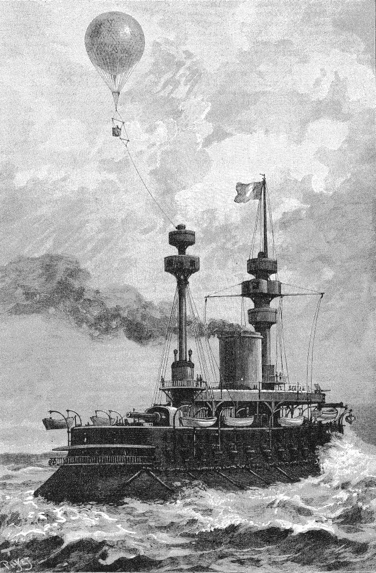amiral baudin-class ironclad