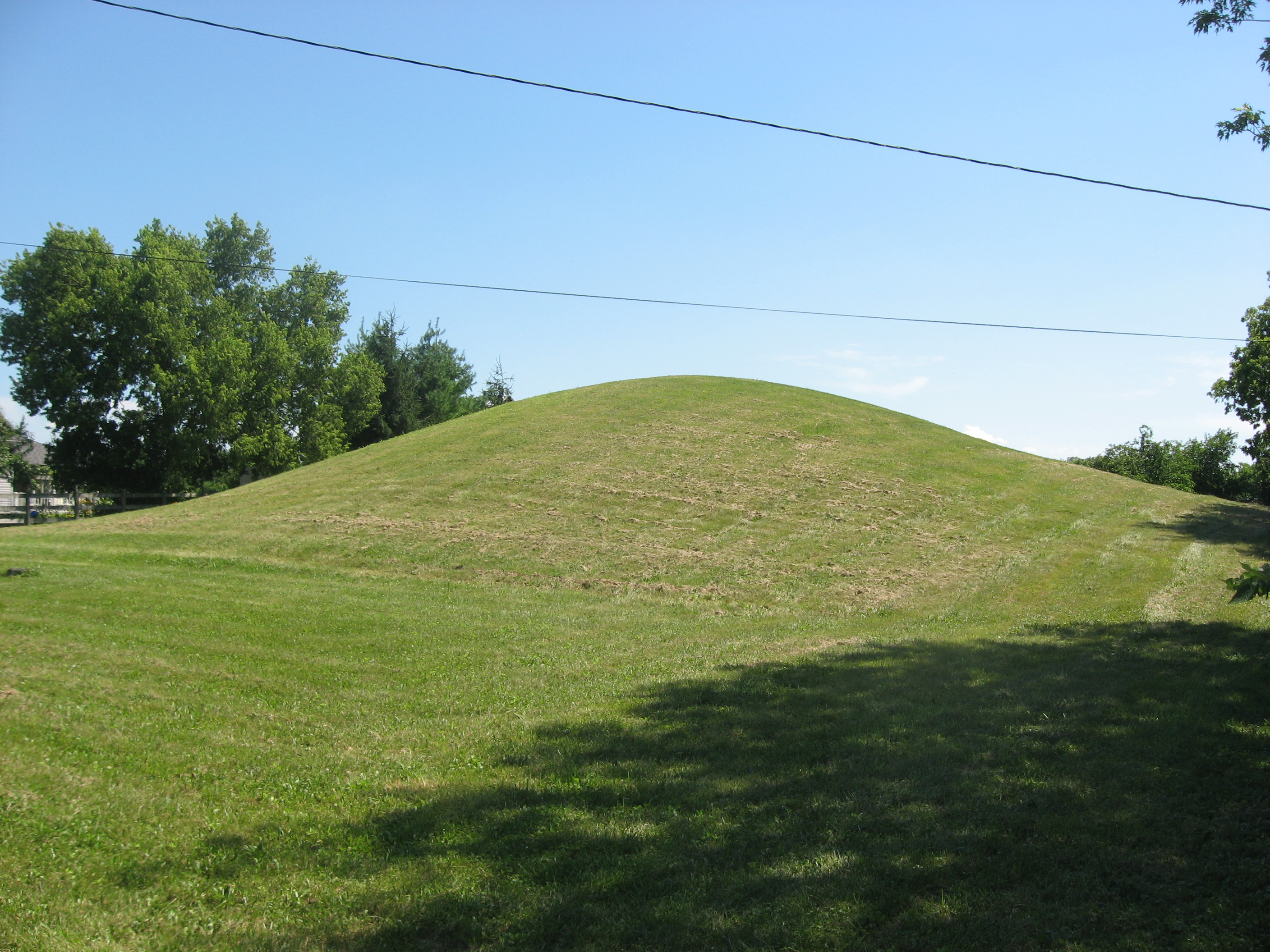 indian mound dating The archaeology of north carolina with the advent of radiocarbon dating in the 1950s members of the frutchey mound (town creek indian mound.
