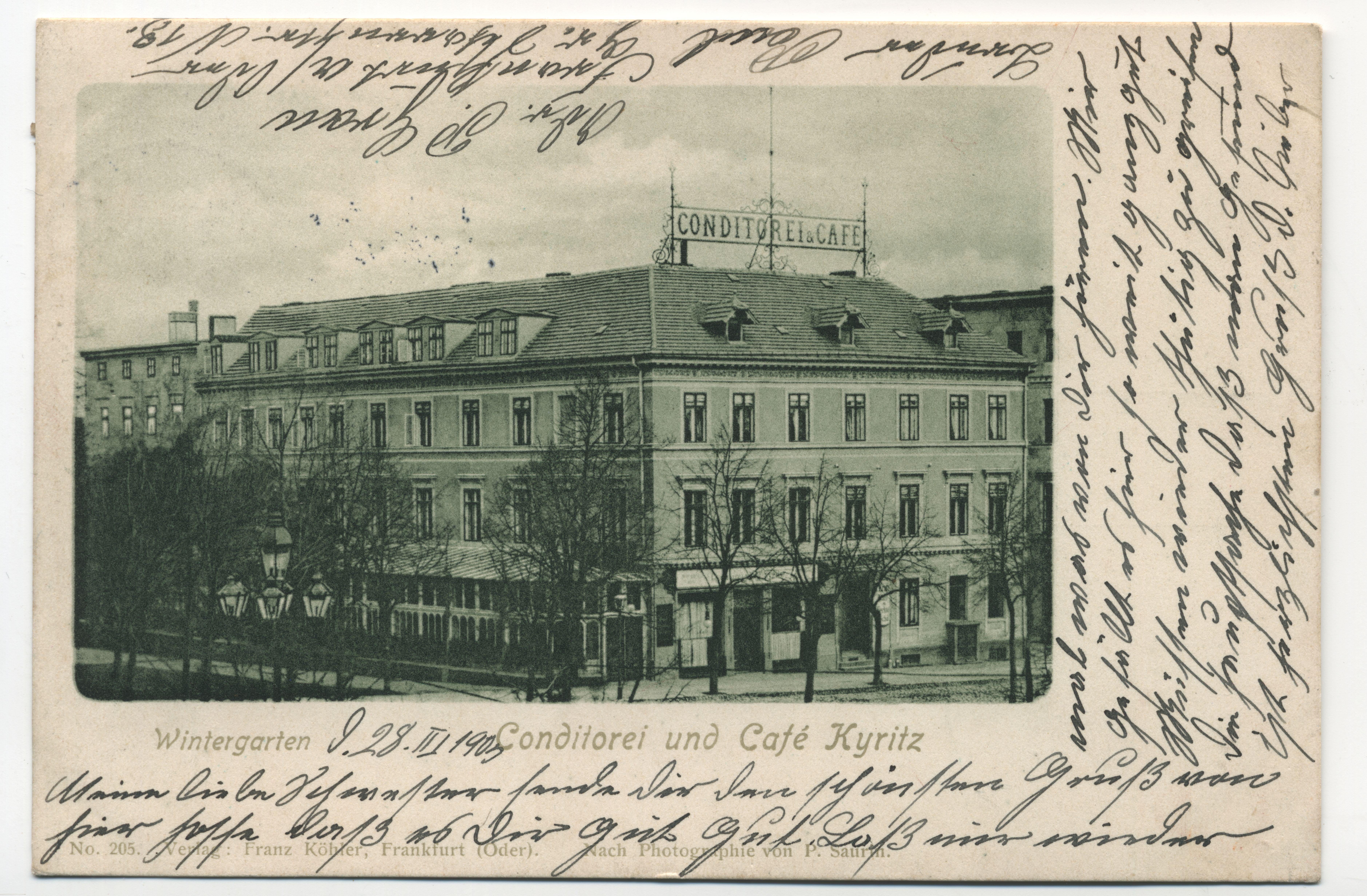 File Frankfurt Oder Wintergarten Conditorei Und Cafe Kyritz