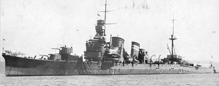 Furutaka 1930-1932