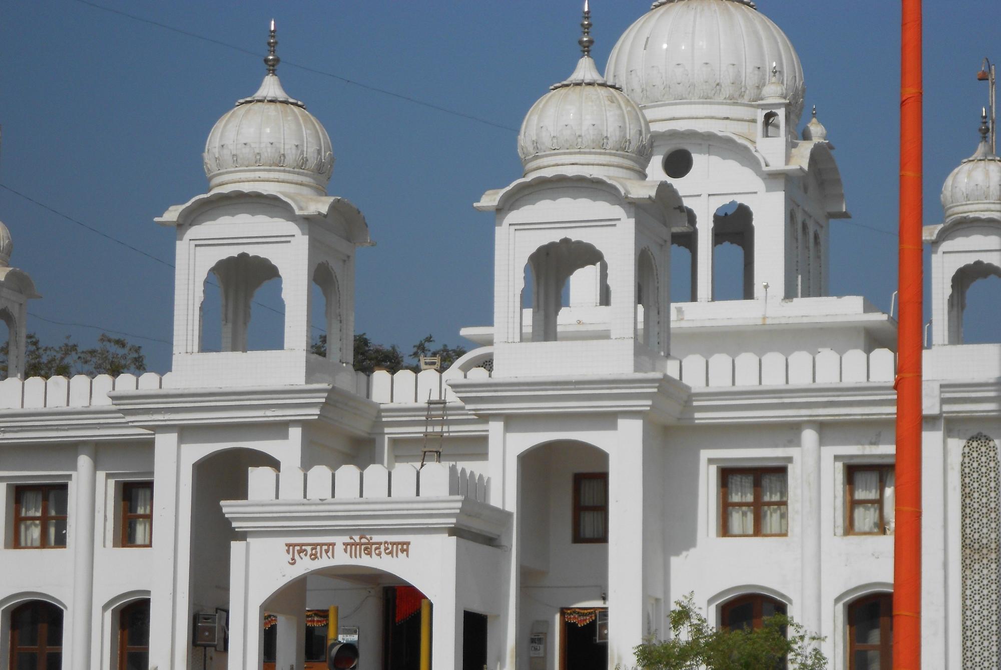 Ahmedabad India  city pictures gallery : ... :GURUDWARA GOVINDDHAM,AHMEDABAD,GUJARAT,INDIA Wikimedia Commons