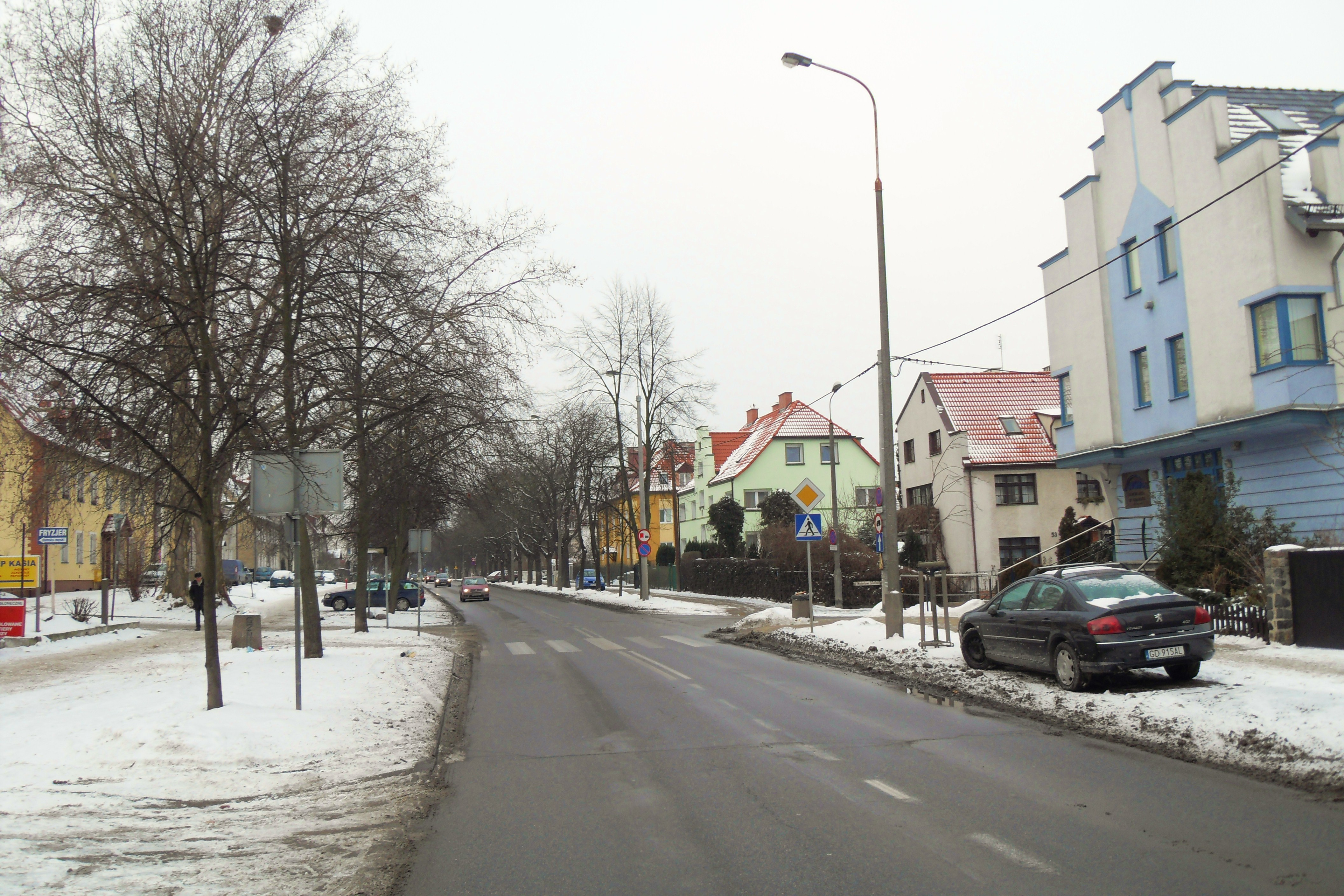 Filegdańsk Ulica Chrzanowskiegojpg Wikimedia Commons