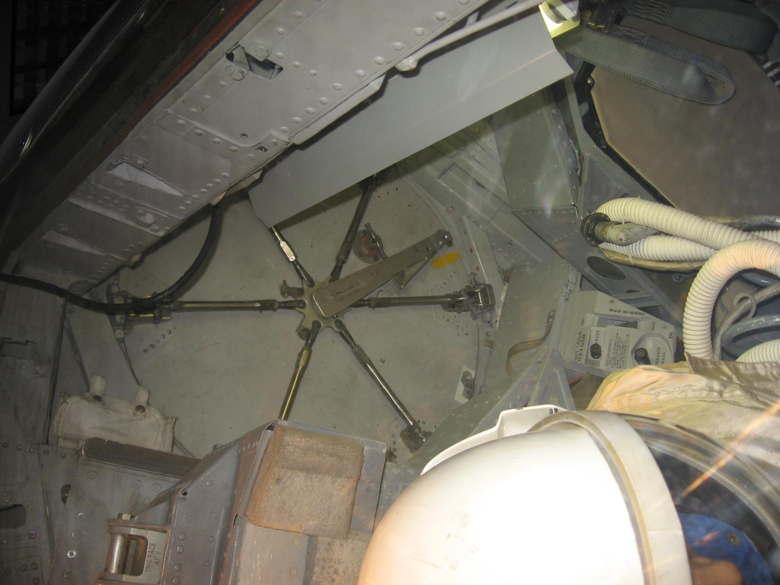 Blue Gemini Inside Hatch 3