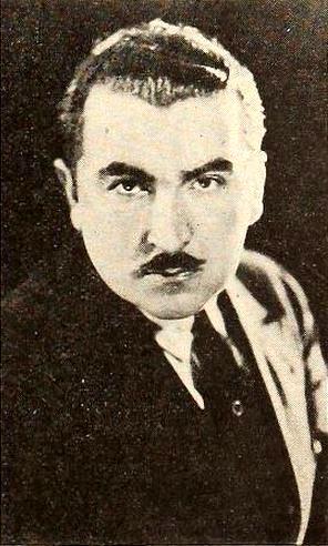 Schauspieler George Fitzmaurice