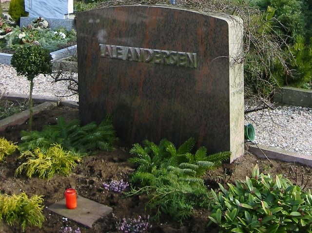 Grab von Lale Andersen