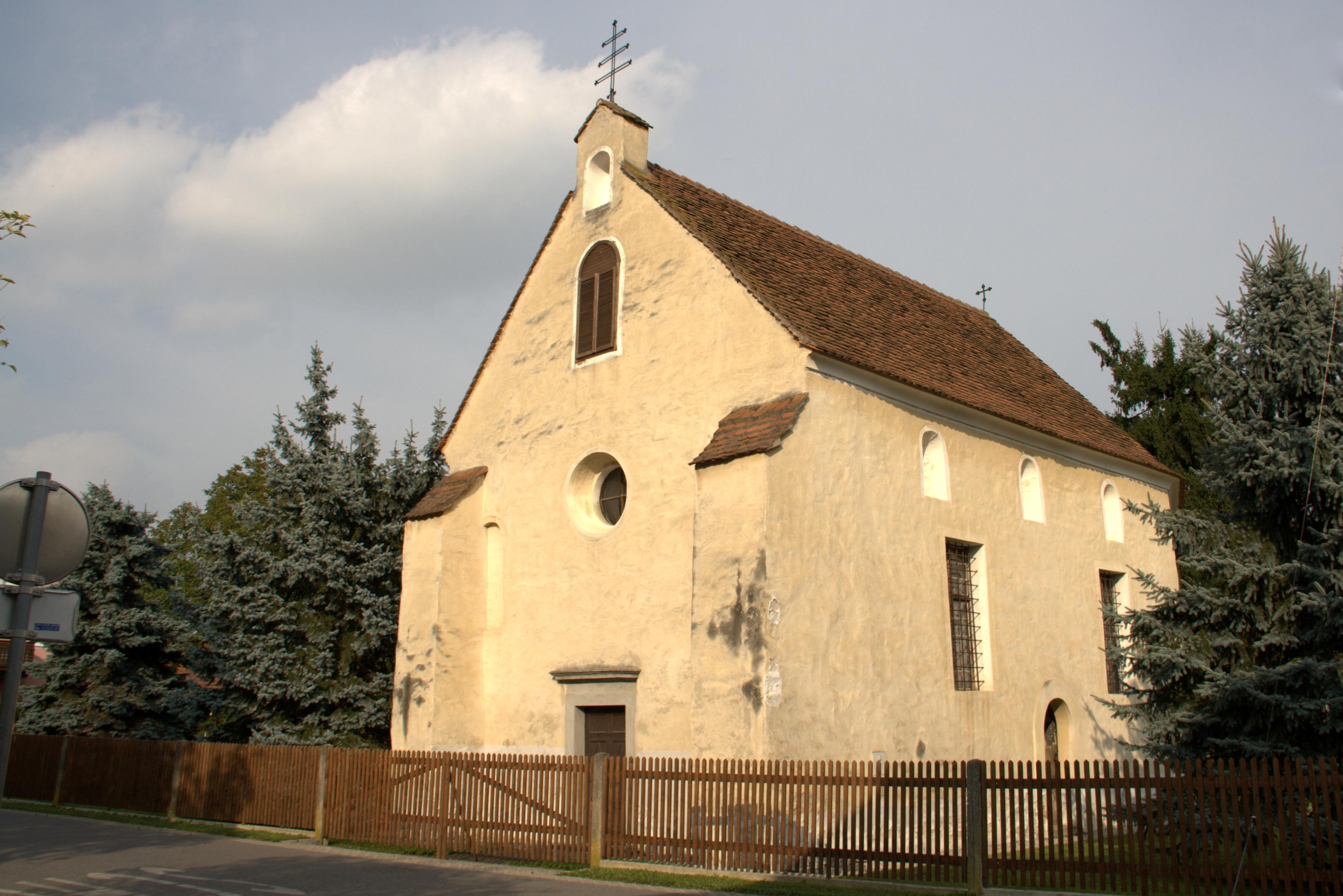 Rupertikirche in Graz-Straßgang, eine der ältesten der Grazer Kirchen