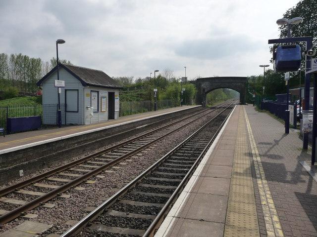 Bedwyn Railway Station Wikipedia