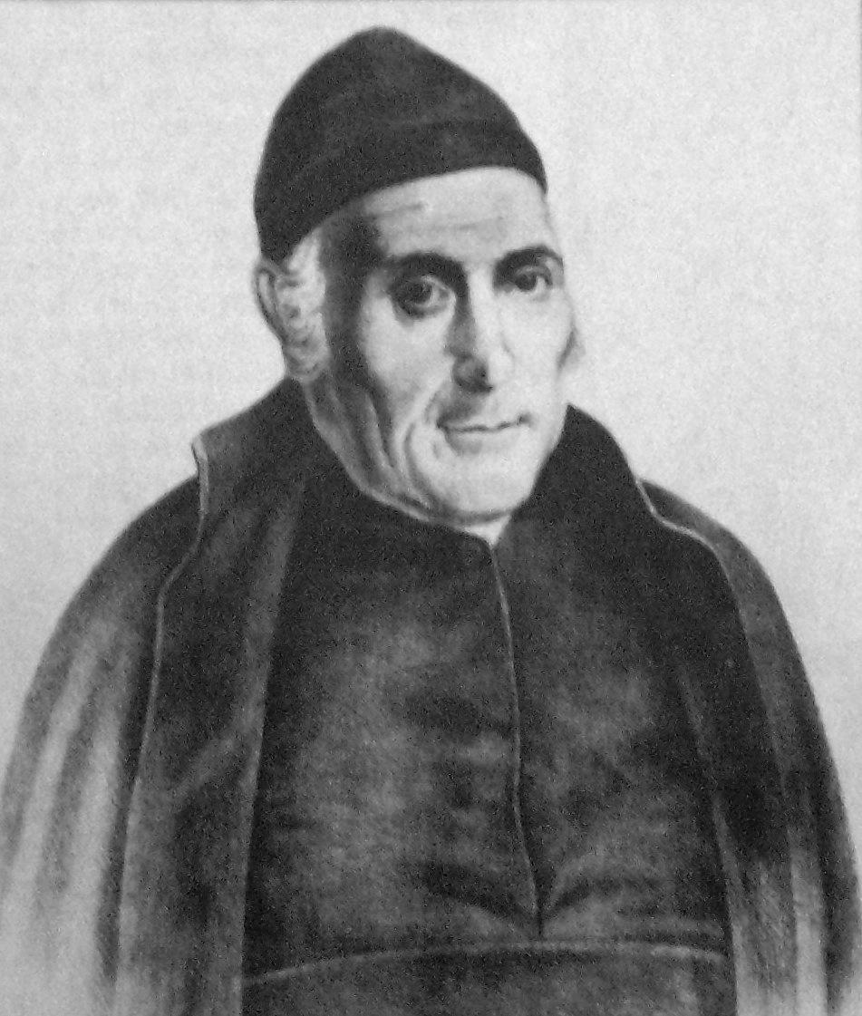 Depiction of Gregorio Funes
