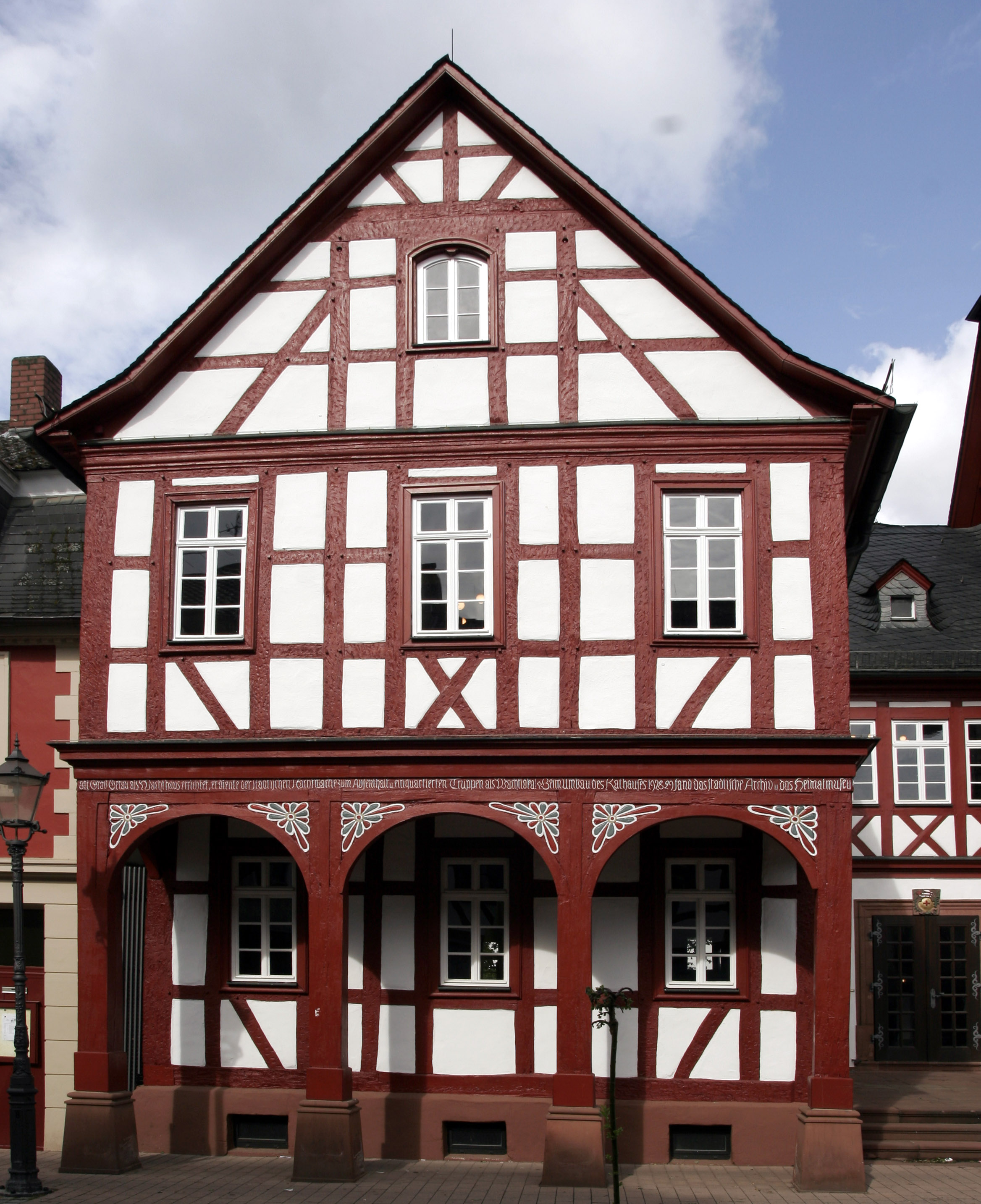 Gross-Gerau Germany  City new picture : Gross Gerau Rathaus 02 Wikimedia Commons