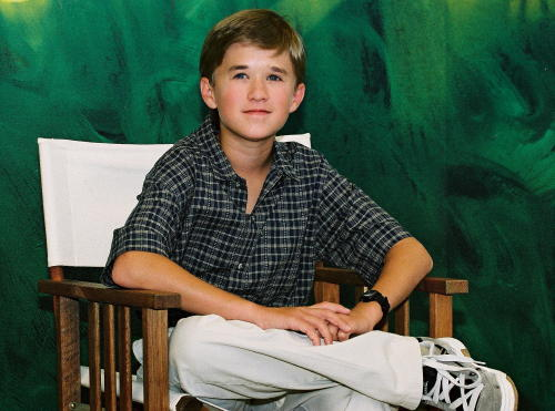 Image result for haley joel osment child