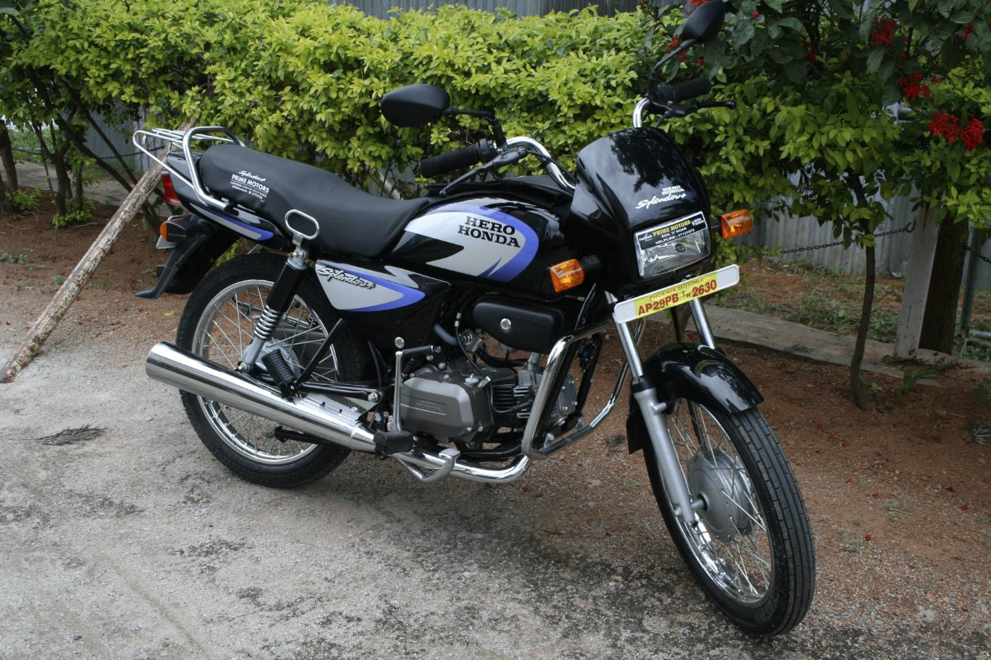 Hero Honda Splendor - Wikipedia