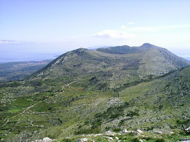 Glavni Hvarski greben