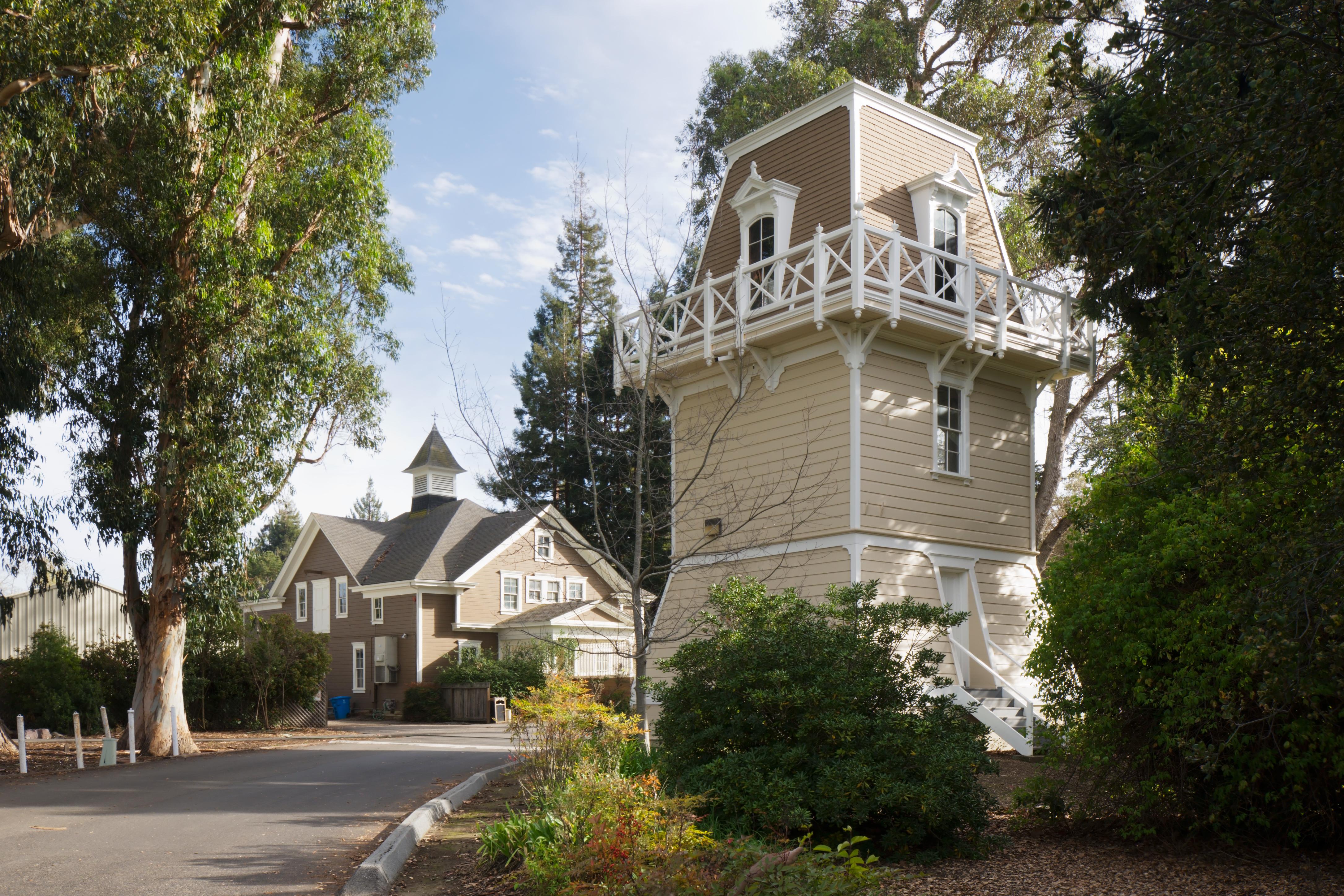 Lindenwood, Atherton, CA