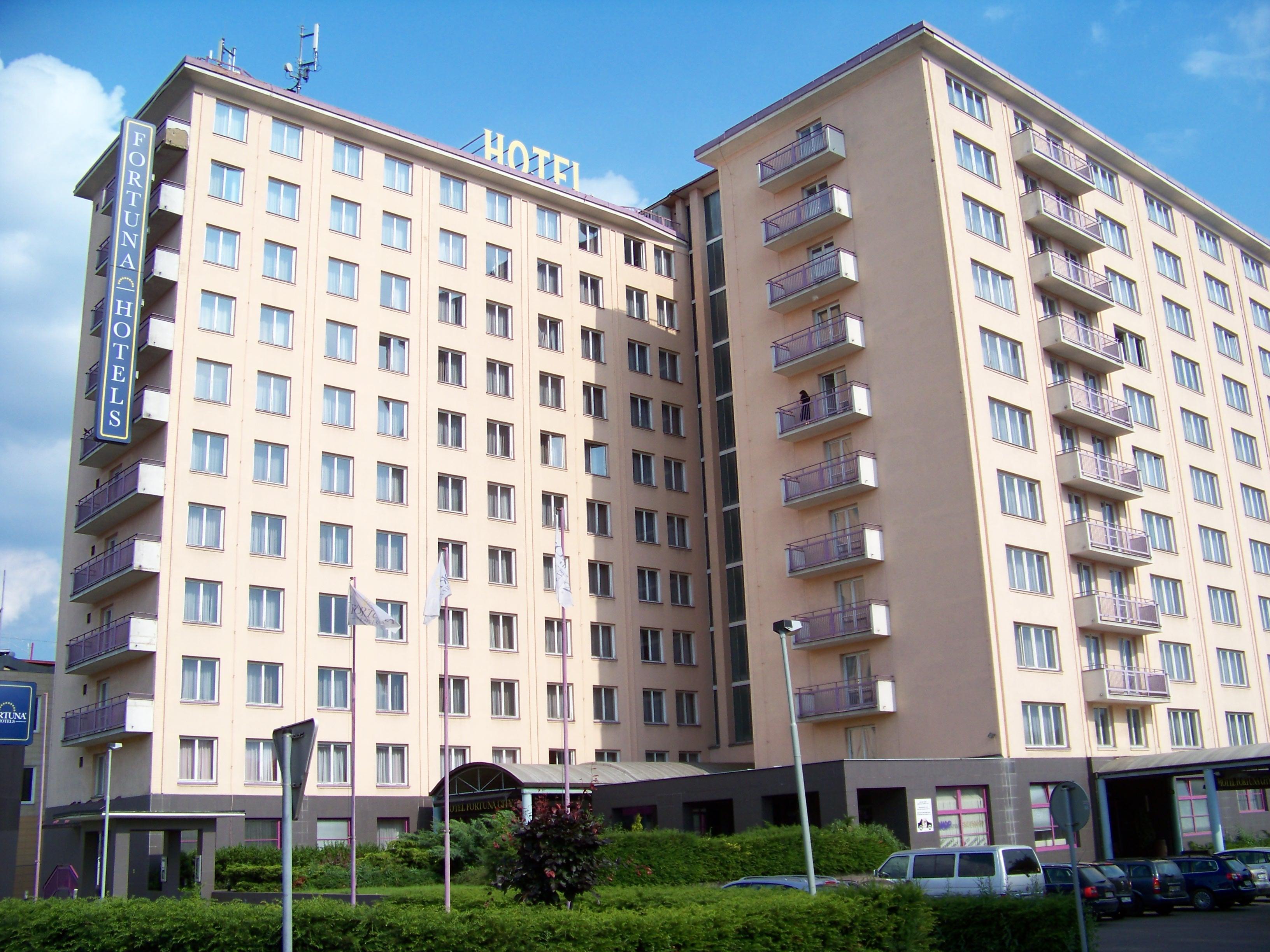 Hotel Fortuna City Becvarova    Praha