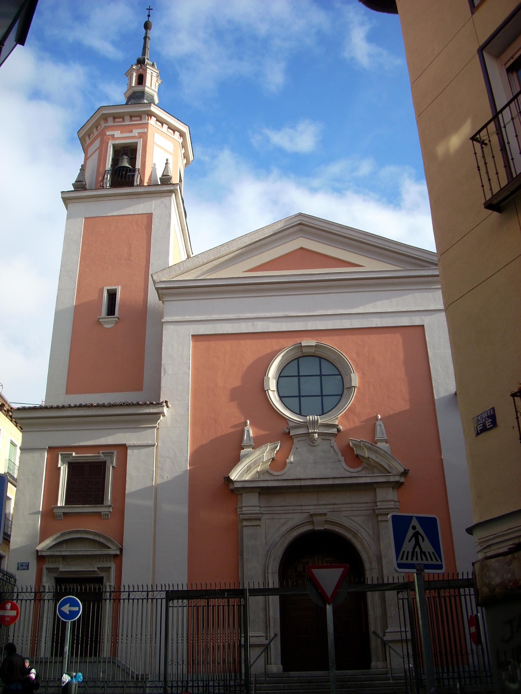 File:Iglesia de San Lorenzo, Madrid.JPG - Wikimedia Commons