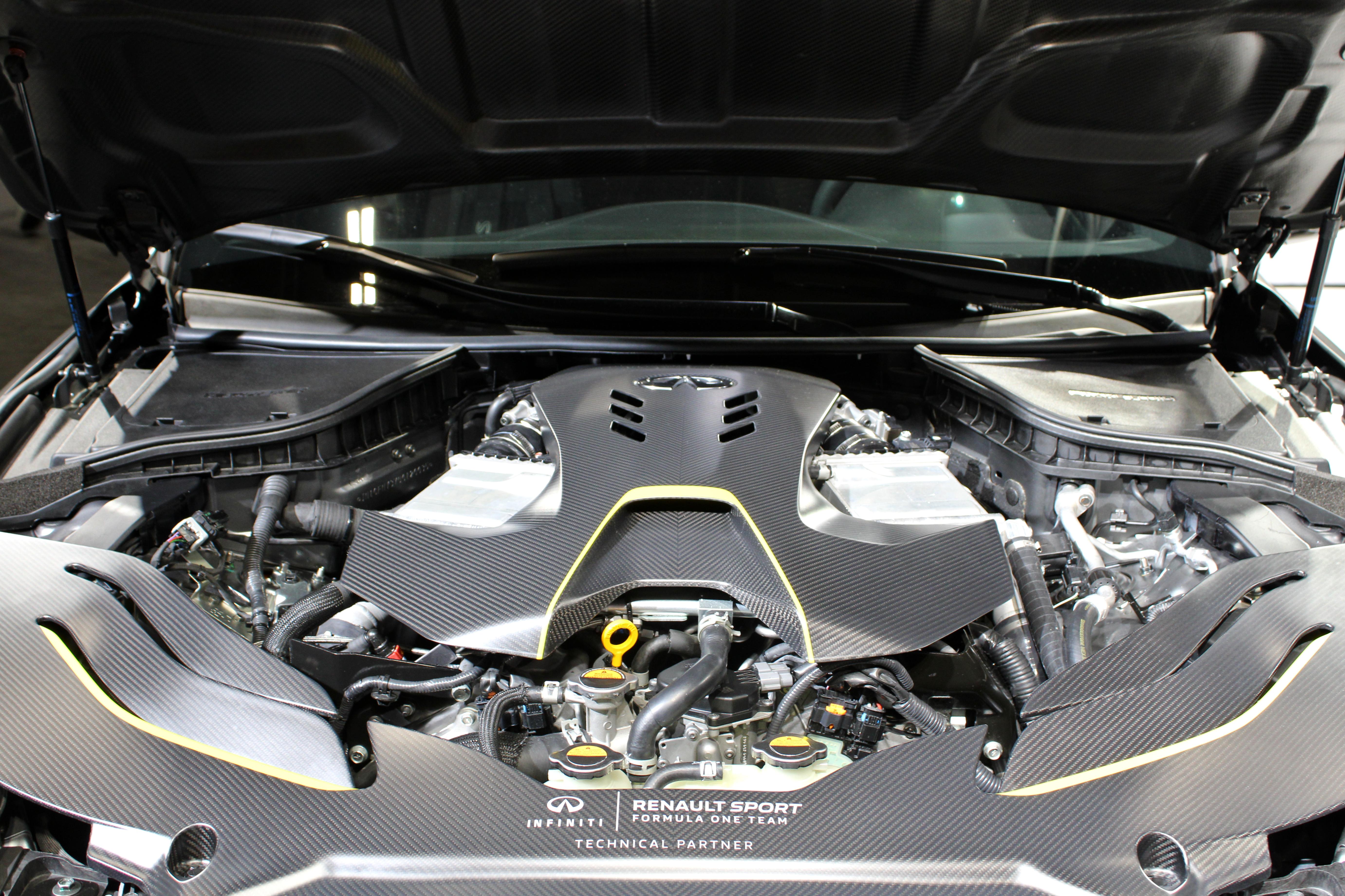 Q60 Black S >> File Infiniti Q60 Project Black S Paris Motor Show 2018