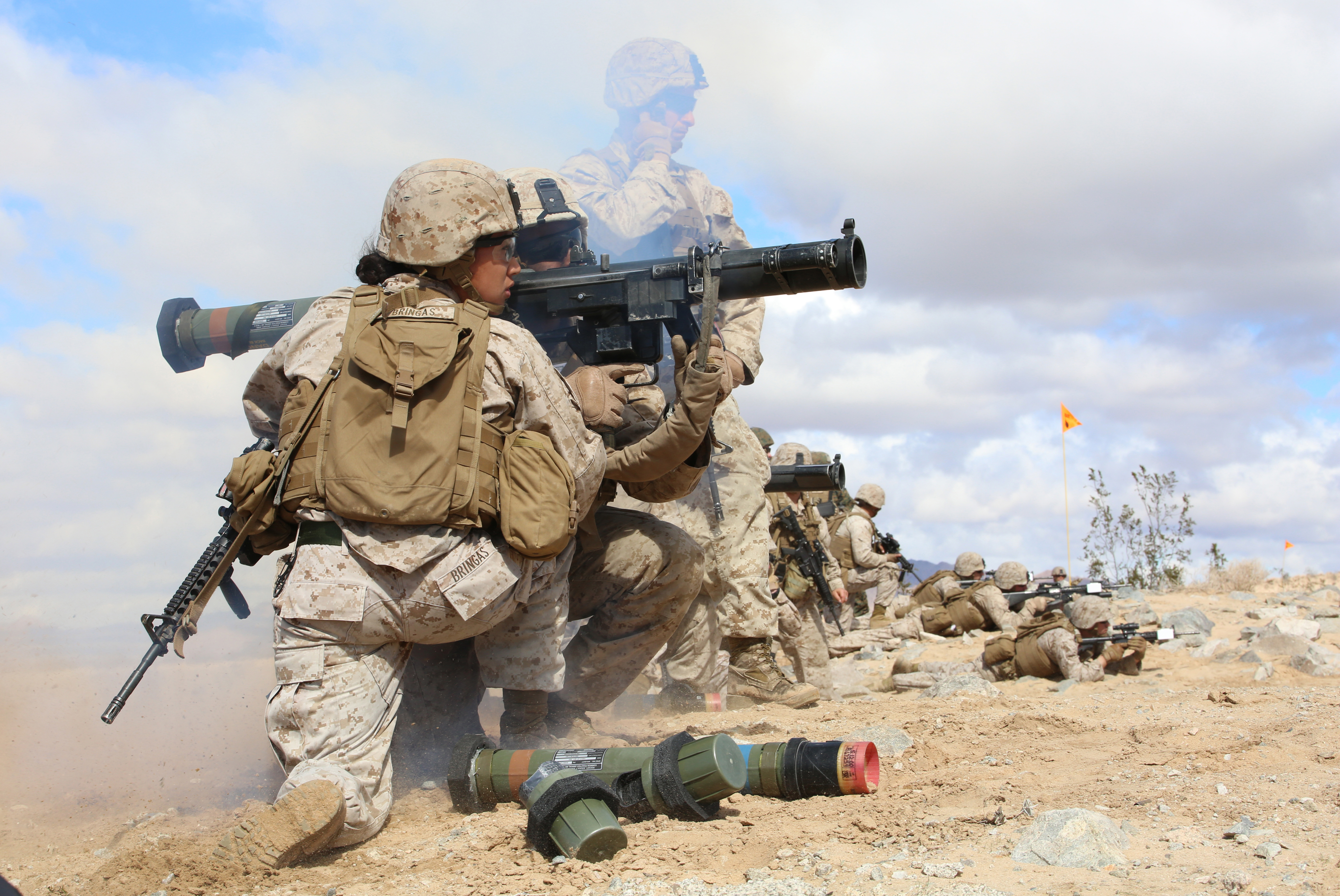 File:Integrated Task Force Weapons Company Marines conduct ...