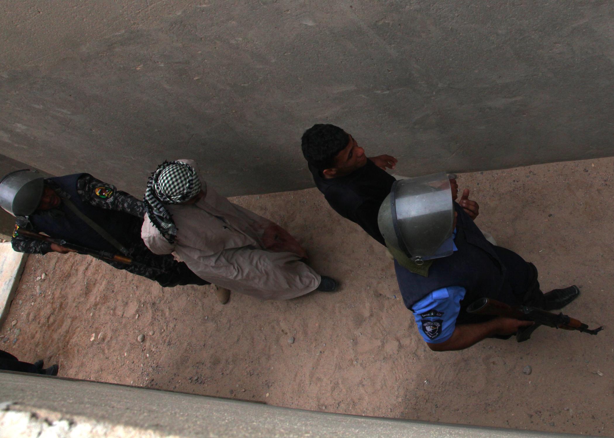Girls in Basra