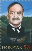 Jákup Dahl Faroese provost and translator