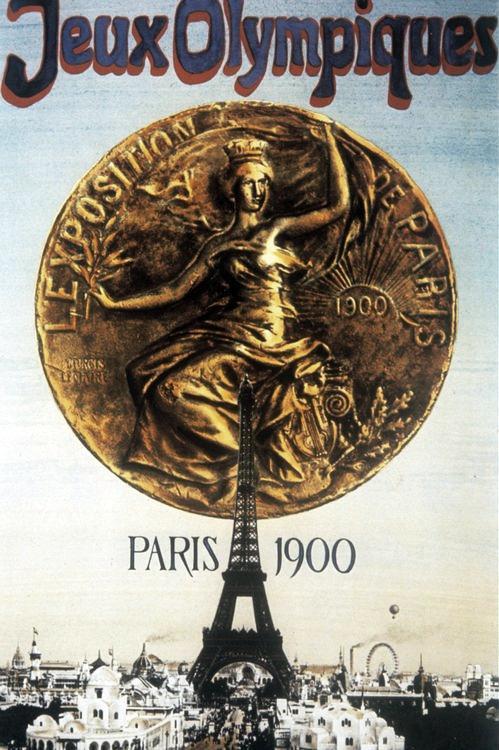 Летние Олимпийские игры 1900 — Википедия