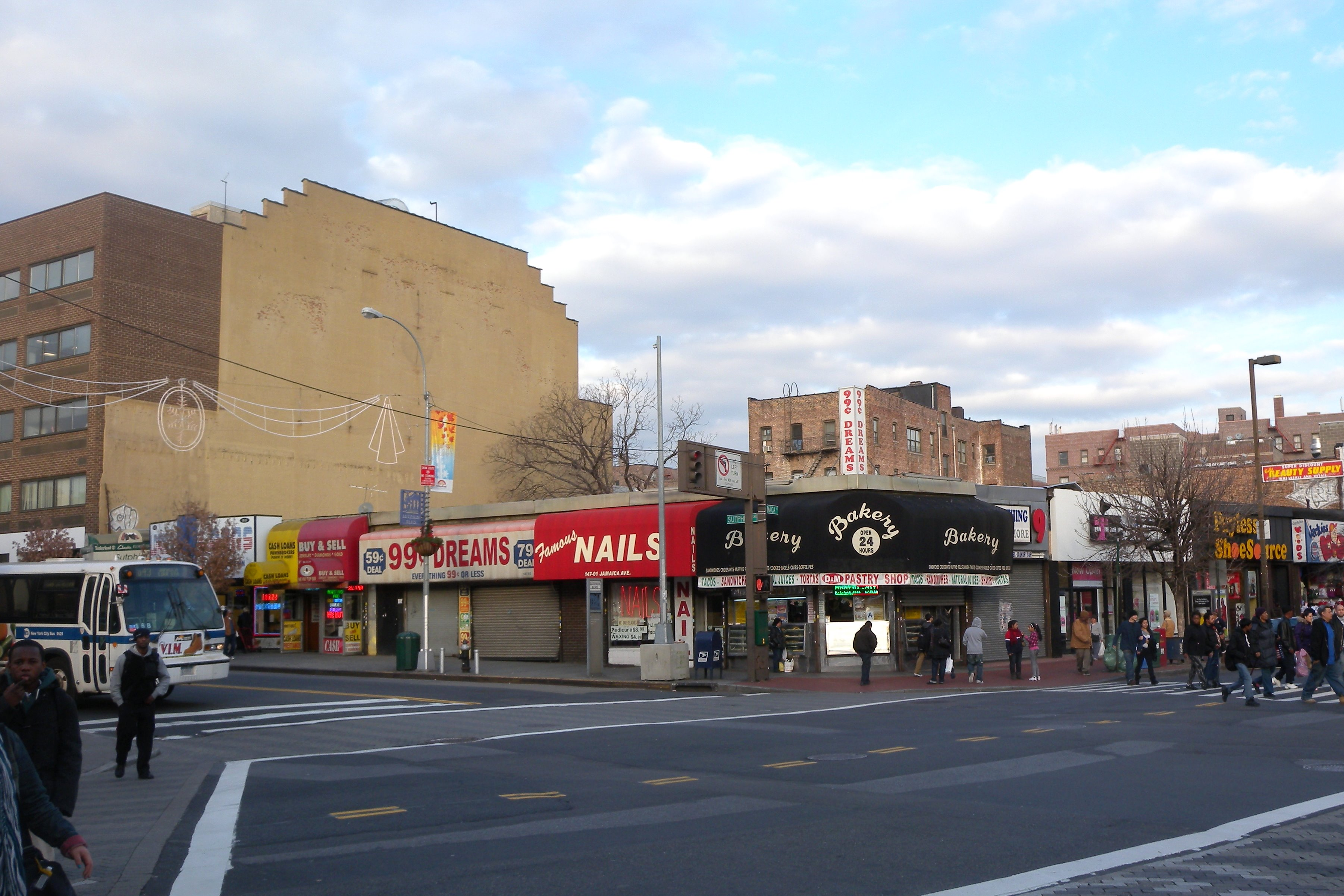 Beauty Supply Store In Port Richmond Staten Island